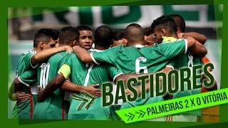 Os bastidores da classificação do Palmeiras às semifinais da Copa São Paulo 2015. ------- Seja Sócio Avanti, com desconto em...