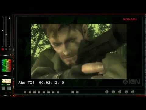 preview-Metal Gear Solid 3D: Rewind Theater (IGN)