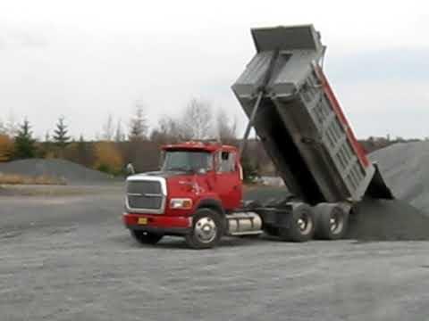 Грузовики ford dump truck