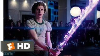 Scott Pilgrim vs. the World (9/10) Movie CLIP - Level One: X2 Bonus (2010) HD