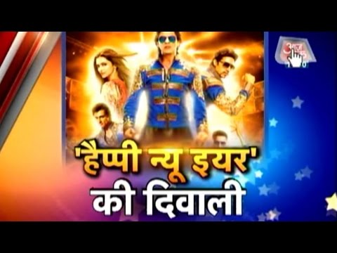 Koel Purie interviews  Happy New Year  cast 24 October 2014 01 PM