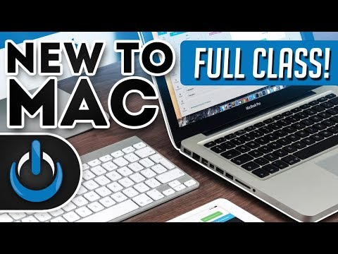 New to Mac - Mojave Edition *** FULL CLASS