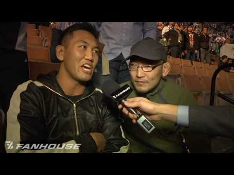 Yushin Okami Cant Wait for Opportunity to Fight Anderson Silva