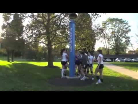 Volleyball Rings the Bell after USMMA Win - 10/27/13