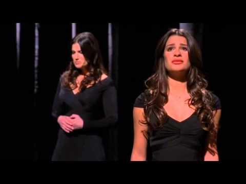 I Dreamed A Dream- Idina Menzel and Lea Michelle
