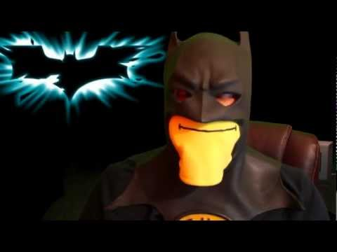 Review Dark Knight Rises Review Funny spoof batman 3 movie preview Mr. Lawless theater shooting