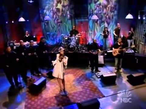 Alicia Keys Live You Don't Know My Name (@ Jay Leno Show 2004)