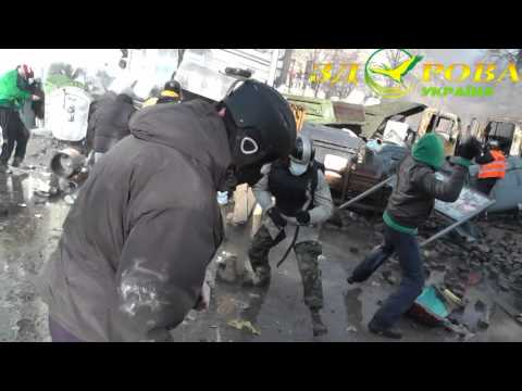 Бойня №5 - Как убивали Киев -18.02.2014 (видео)