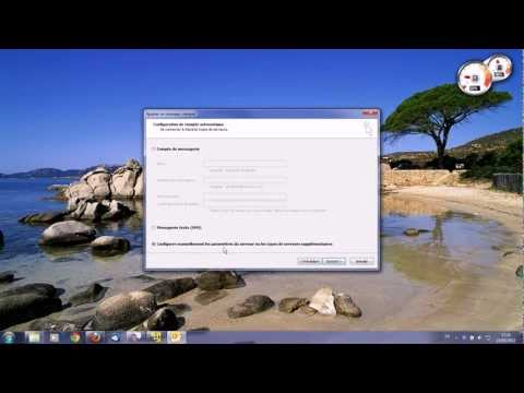 comment installer outlook 2010 sur windows 7