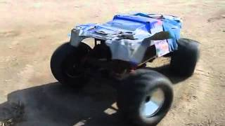 Ticinum Monster Truck – Mad Force