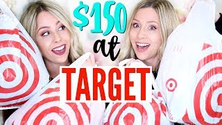 What $150 Buys You at TARGET HAUL + TRY ON by Eleventh Gorgeous