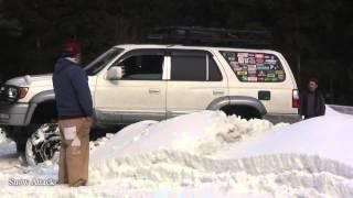 Download Lagu 4x4 car snow attack 2015/02/15 (4th Attack) Mp3