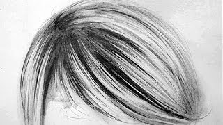 Video How To Draw Realistic Hair - 3 Easy Steps MP3, 3GP, MP4, WEBM, AVI, FLV Desember 2018