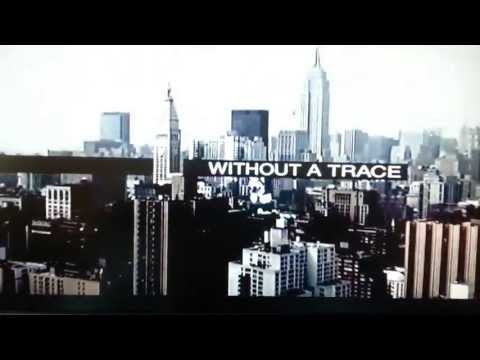 Without A Trace Intro