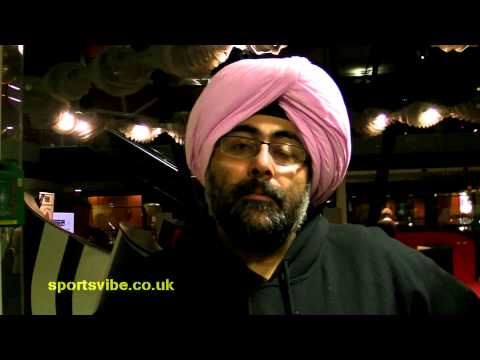 Hardeep Singh talks Arsenal, Goalkeeping &amp; Anthony Nolan