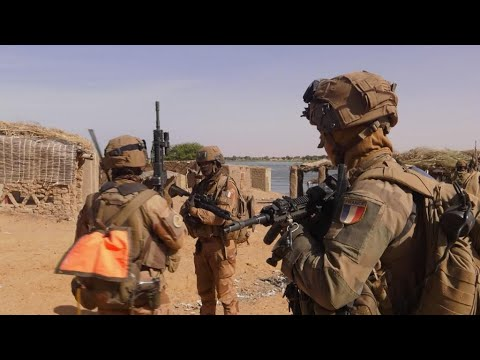 Is the French army the last line of defence against jihadists in Sahel region?