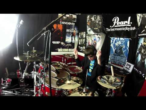 PSY – Gentleman – Drum Cover