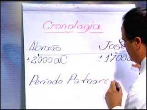 Aula de Teologia 14 - Período Patriarcal (Cronologia)