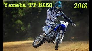 7. NEW 2018 Yamaha TT R230 Specifications