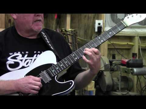 Knight Guitars - Robert Shafer 4