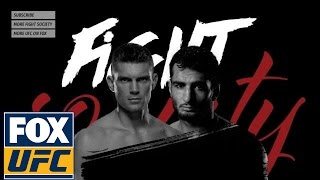 Fight Society Podcast: Stephen 'Wonderboy' Thompson and Gegard Mousasi (10/20/16) by UFC on Fox