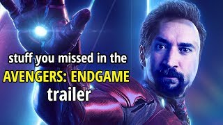 AVENGERS: ENDGAME - Stuff You Missed in the Trailer