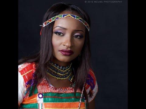 Kannywood Suspends Actress (Rahama Sadau)