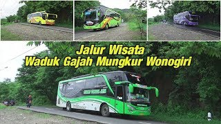 Video Bus Jalur Selatan Via Waduk Gajah Mungkur Wonogiri MP3, 3GP, MP4, WEBM, AVI, FLV Januari 2019