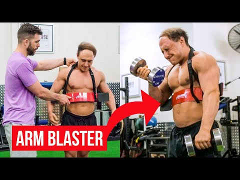 How To Use An Arm Blaster Correctly
