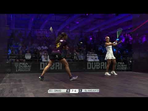 Squash coaching: Improve your backhand return of serve!