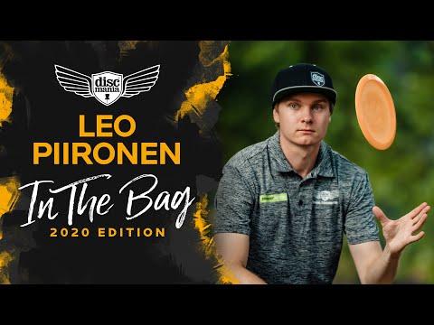 Leo Piironen In the Bag 2020 - Discmania