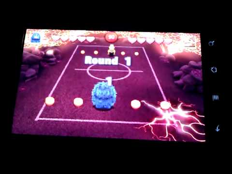 Video of Chompy's Dodgeball Lite