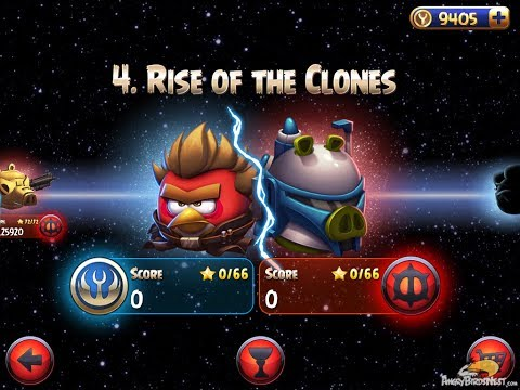 ANGRY BIRDS STAR WARS II V 1.5.1 PC + CRACK + COINS ACTUALIZABLE