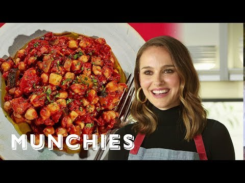 Natalie Portman's Favorite Home Cooked Dinner