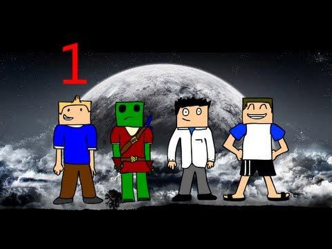 Bibus, Lilleman, Boobies & Colorado Spelar Planetoids - Del 1