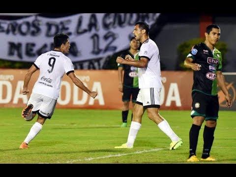 Lo mejor de Rubio Ñu 0 vs. Olimpia 1