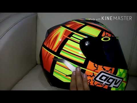 Review NJS helmet