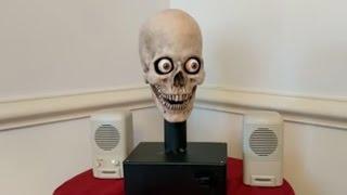 Alexa + czaszka