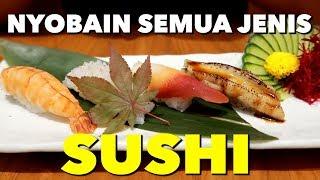 Video NYOBAIN SUSHI SEMUA IKAN ! Kerapu, Bass, Snapper, dll. MP3, 3GP, MP4, WEBM, AVI, FLV Februari 2019