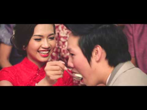 Gim & Joy - Chinese Wedding Ceremony [03/01/2016] (видео)