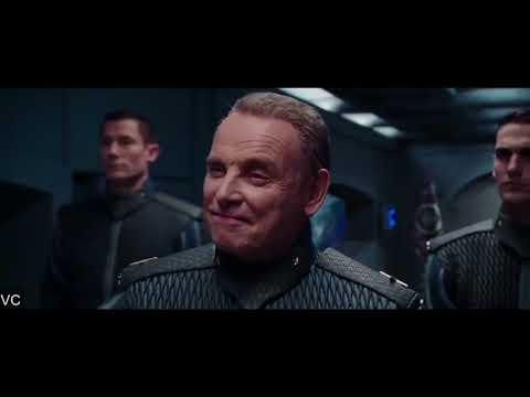 Valerian 2017  Incredible Opening Scene HD Space Oddity   David bowie
