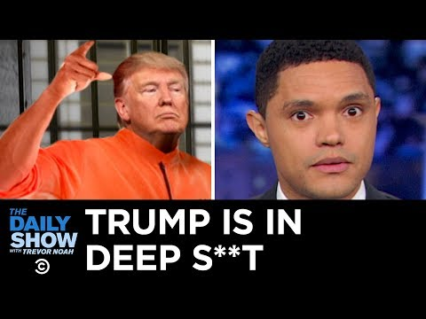 Mo' Mueller, Mo' Problems: Trump Implicated in Multiple Felonies   The Daily Show