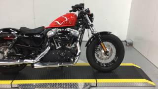 10. 2012 Harley Davidson Sportster Forty Eight For Sale
