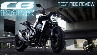 5. Honda CB1000R test ride review