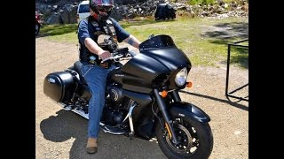 2. ROT Bike Review - Richard's 2013 Kawasaki Vulcan Vaquero Bagger