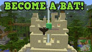 Minecraft BAT Spectator Mode - BATtle Mini Game