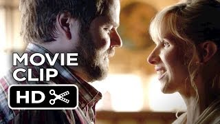 Someone Marry Barry Movie CLIP - First Kiss (2014) - Tyler Labine Movie HD