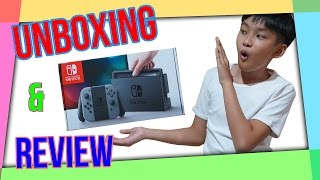Video Unboxing & Review Nintendo Switch MP3, 3GP, MP4, WEBM, AVI, FLV Maret 2018