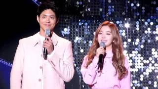 Download Lagu 151009 MC 박보검 아이린 직캠 Mp3