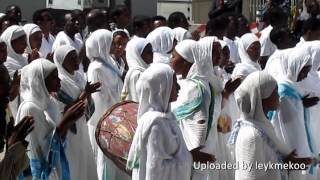 Ethiopian Orthodox Tewahedo Church (St. Michael Celebration).mpg